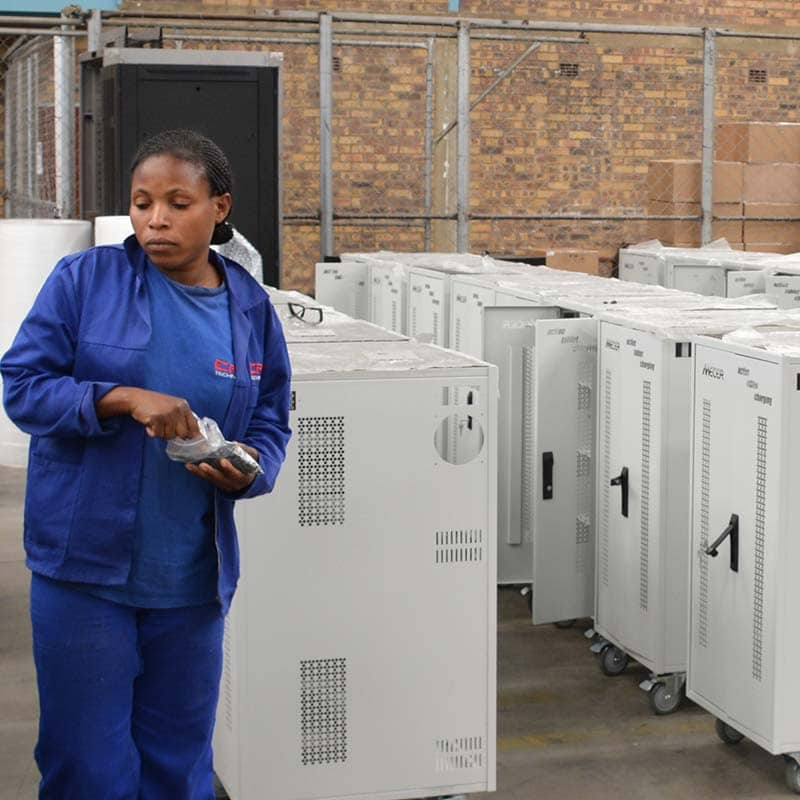 server cabinets Johannesburg