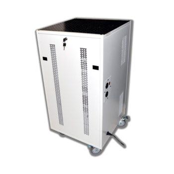 48-Electric Socket Charge & Lock Doors Tablet-Ipad Trolley