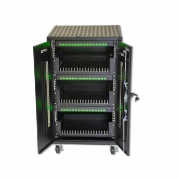 Laptop-Tablet-Ipad-Charger-Trolleys-16-way-usb-station-charger-&-sync-trolley
