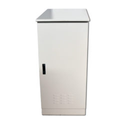 "20U 19"" IP52 Outdoor / Indoor Ventilated Server Cabinet 600 x 600"