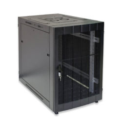 12U Wall Mount Standard Cabinet 450mm Perforated