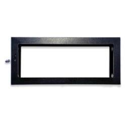 6U Wall Mount Collar Frames 200mm Depth